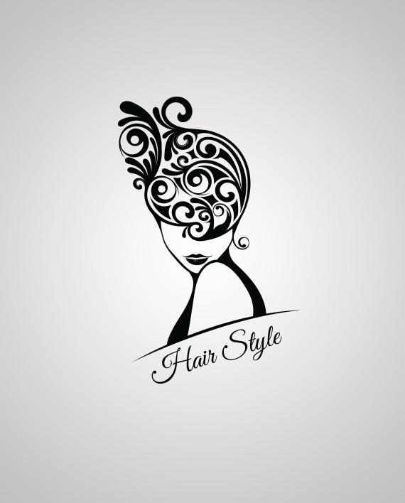 Adesivo de Beleza Hair Style by Arte na Cara!