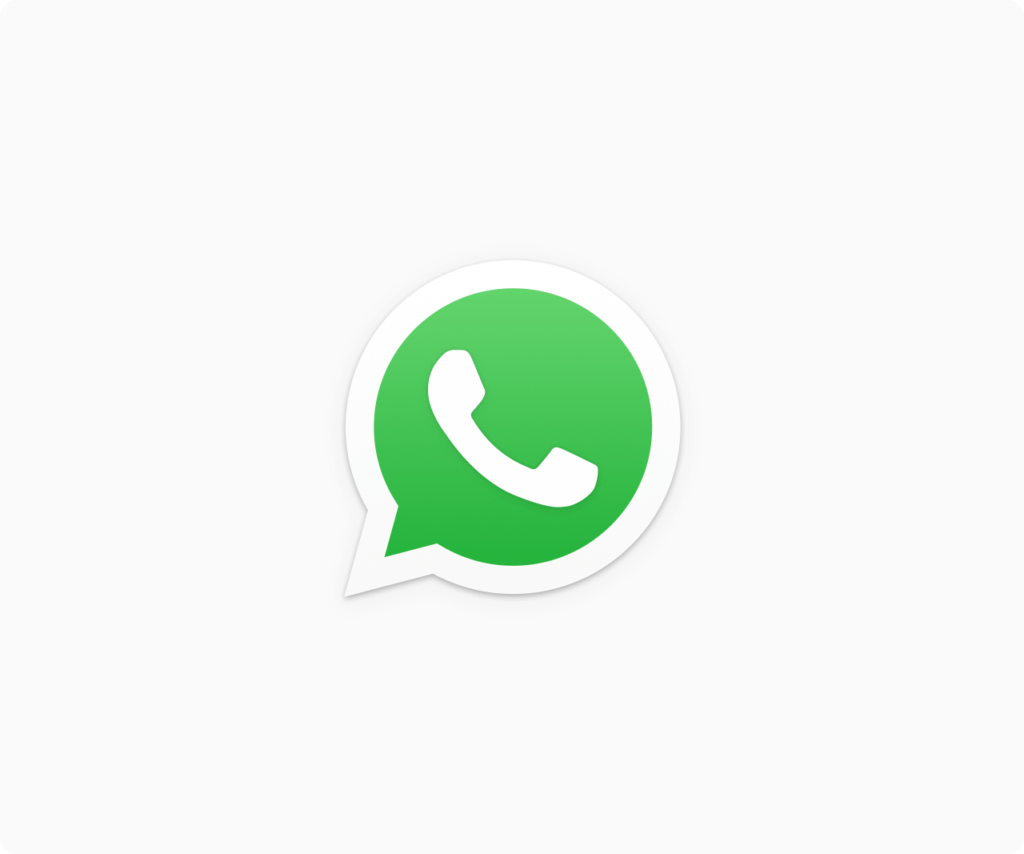 WhatsApp Arte na Cara!